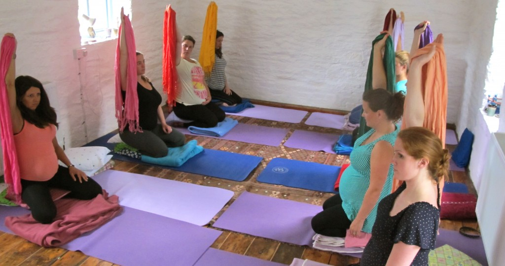 Active Birth Yoga Truro Cornwall